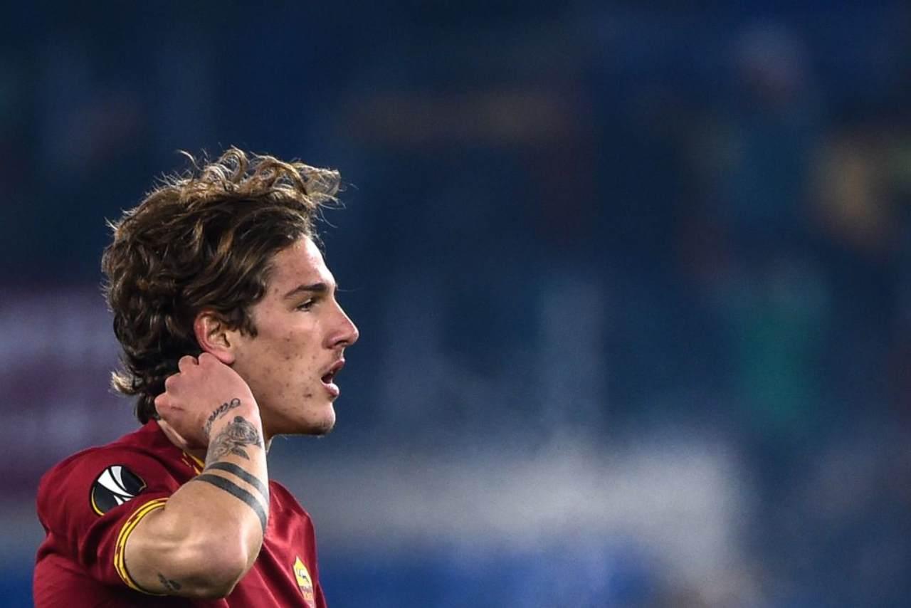 Roma Zaniolo Juventus Inter