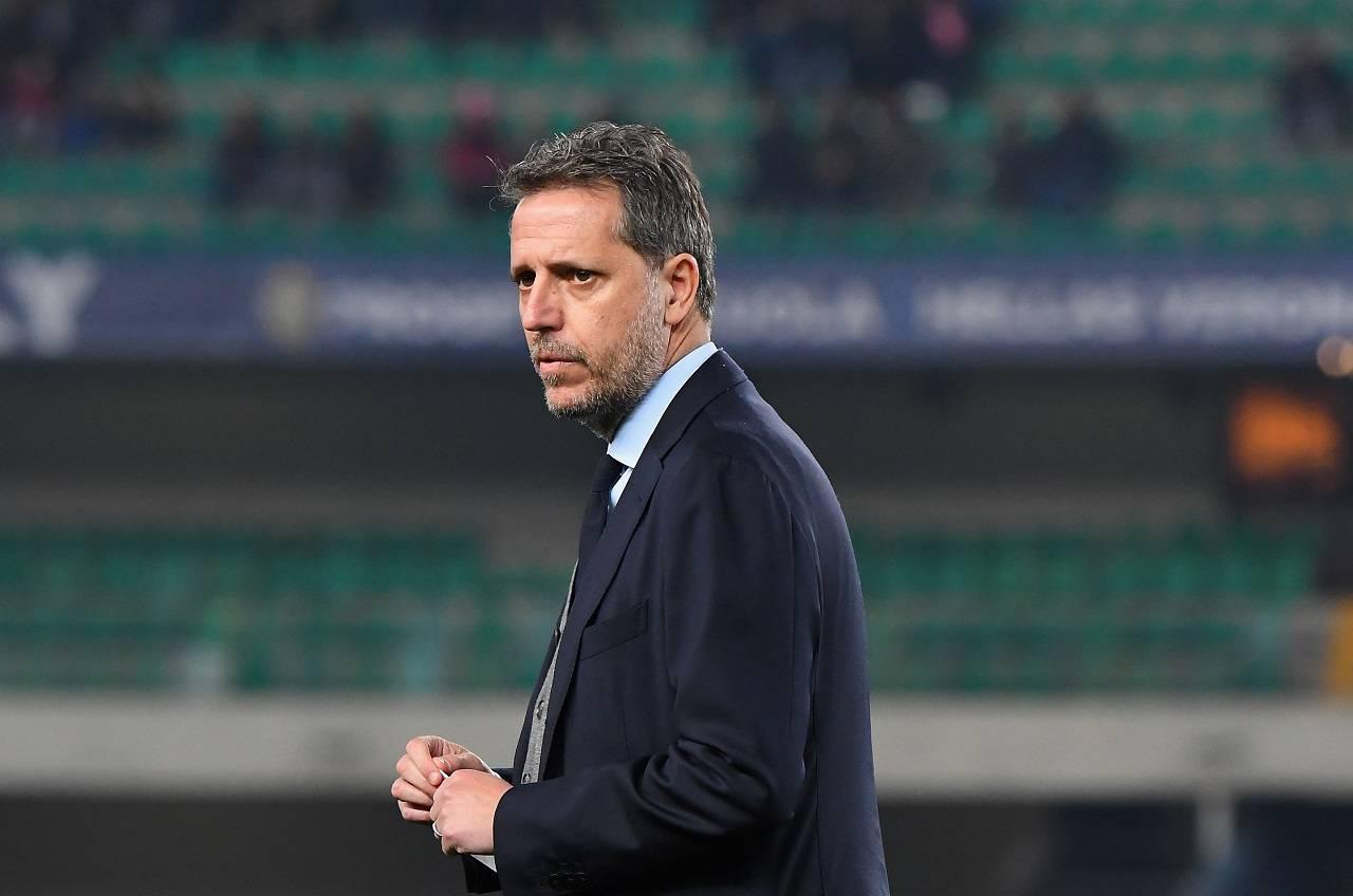 Juventus Paratici Iling-junior
