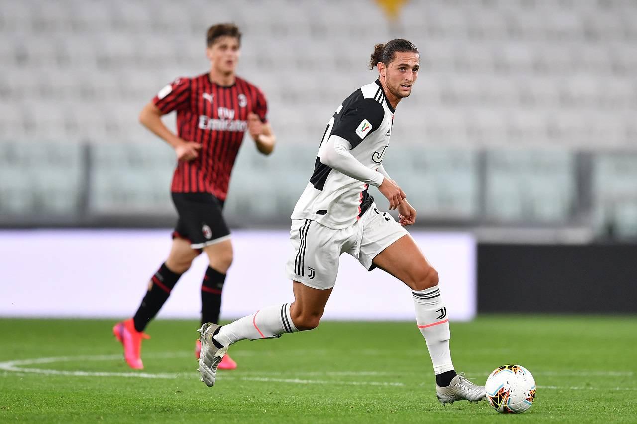 Juventus Rabiot Isco