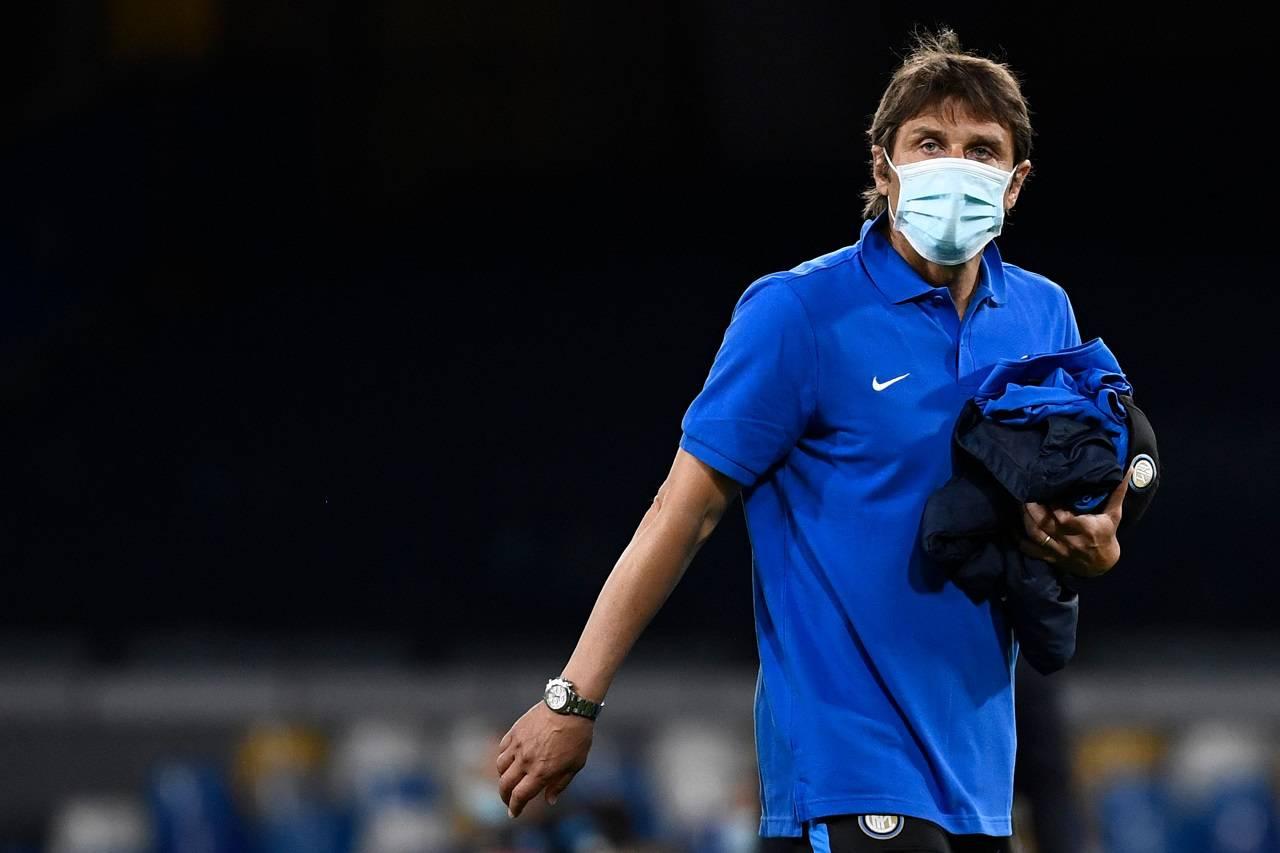 Conte Inter Brozovic