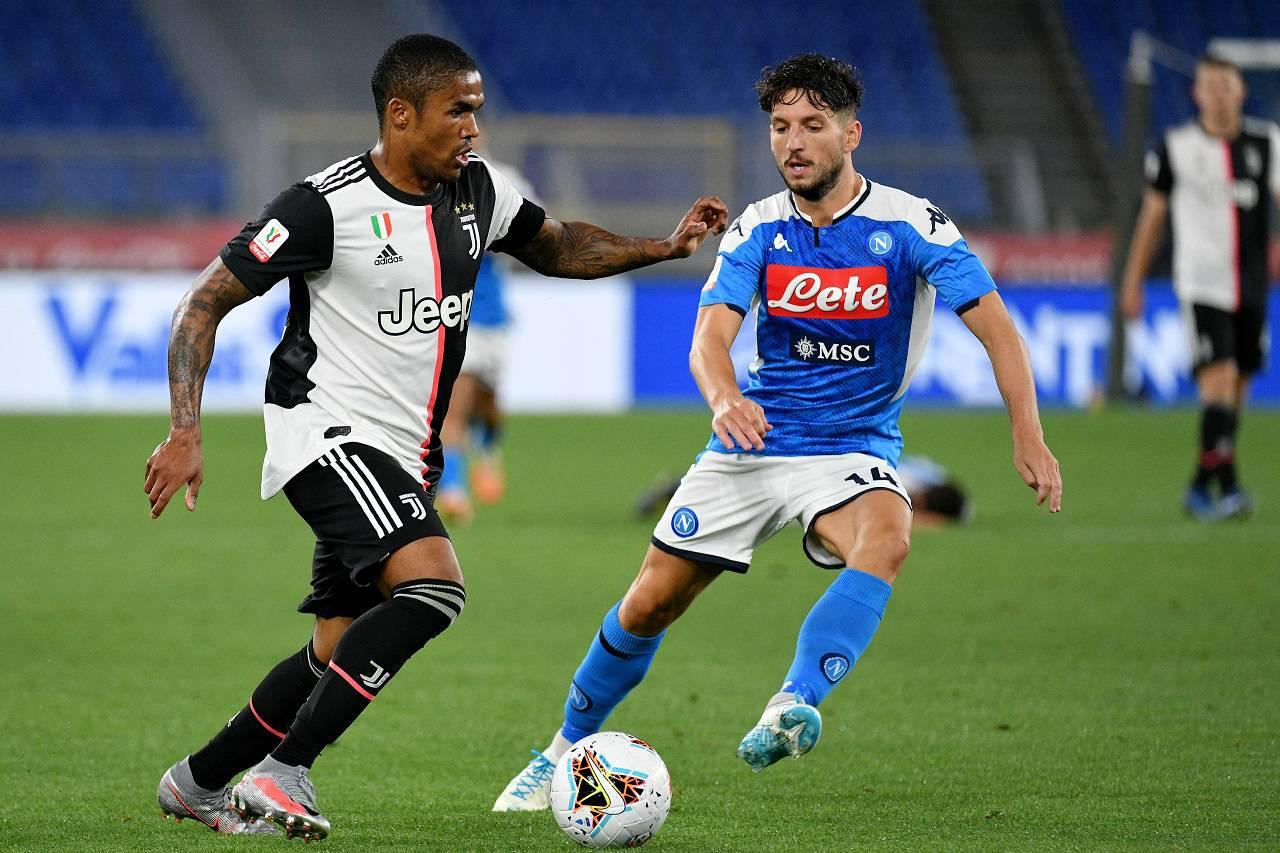Douglas Costa Juve