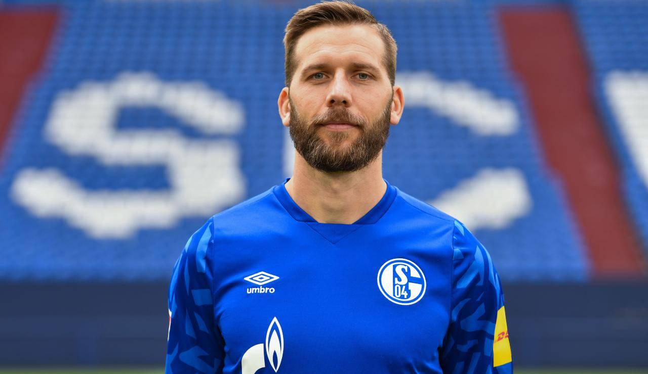 Bundesliga Burgstaller Schalke 04