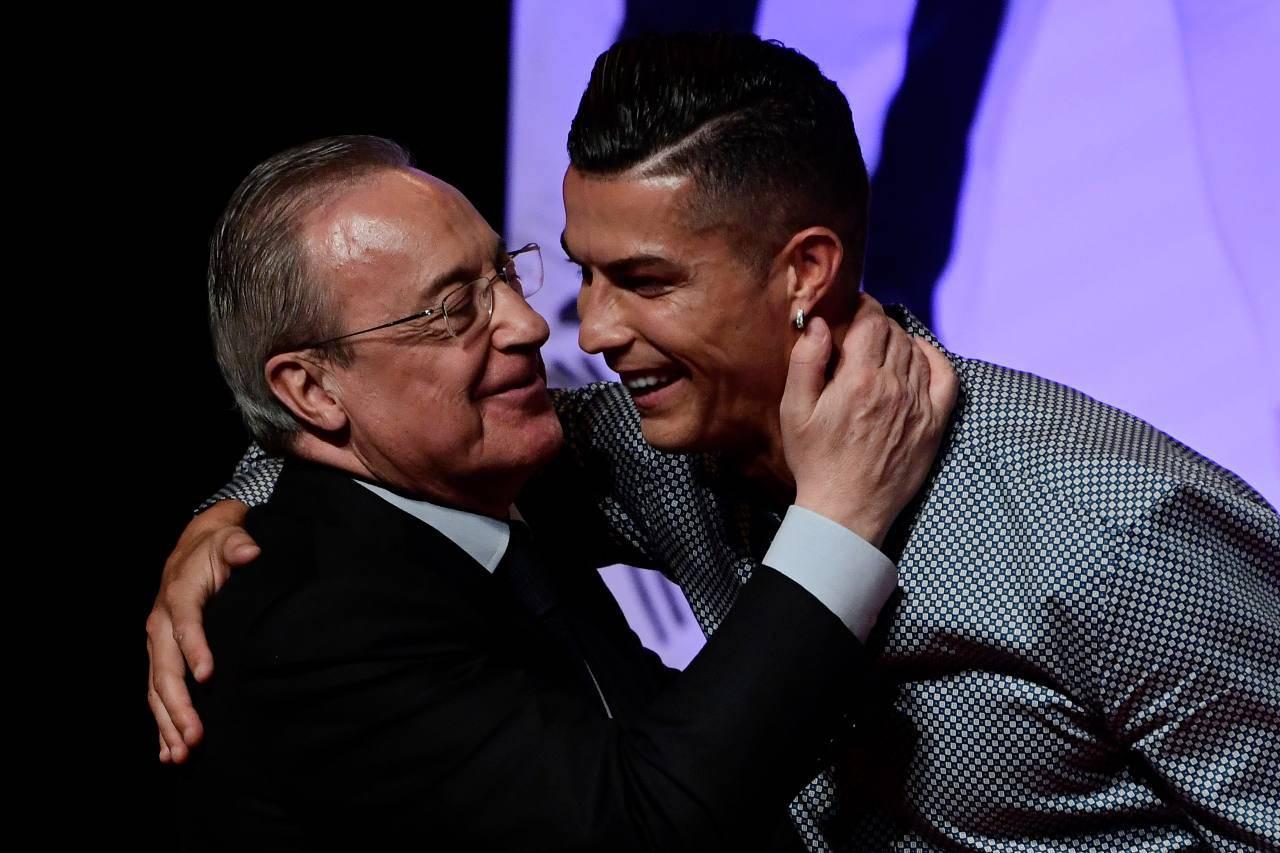 Perez Ronaldo Juventus