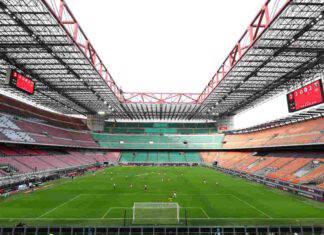 Milan Inter nuovo stadio