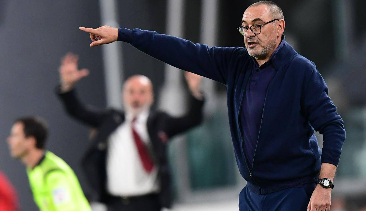 Juventus Sarri Bentancur