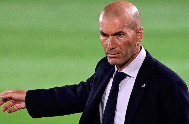Inter Real Madrid Cavani
