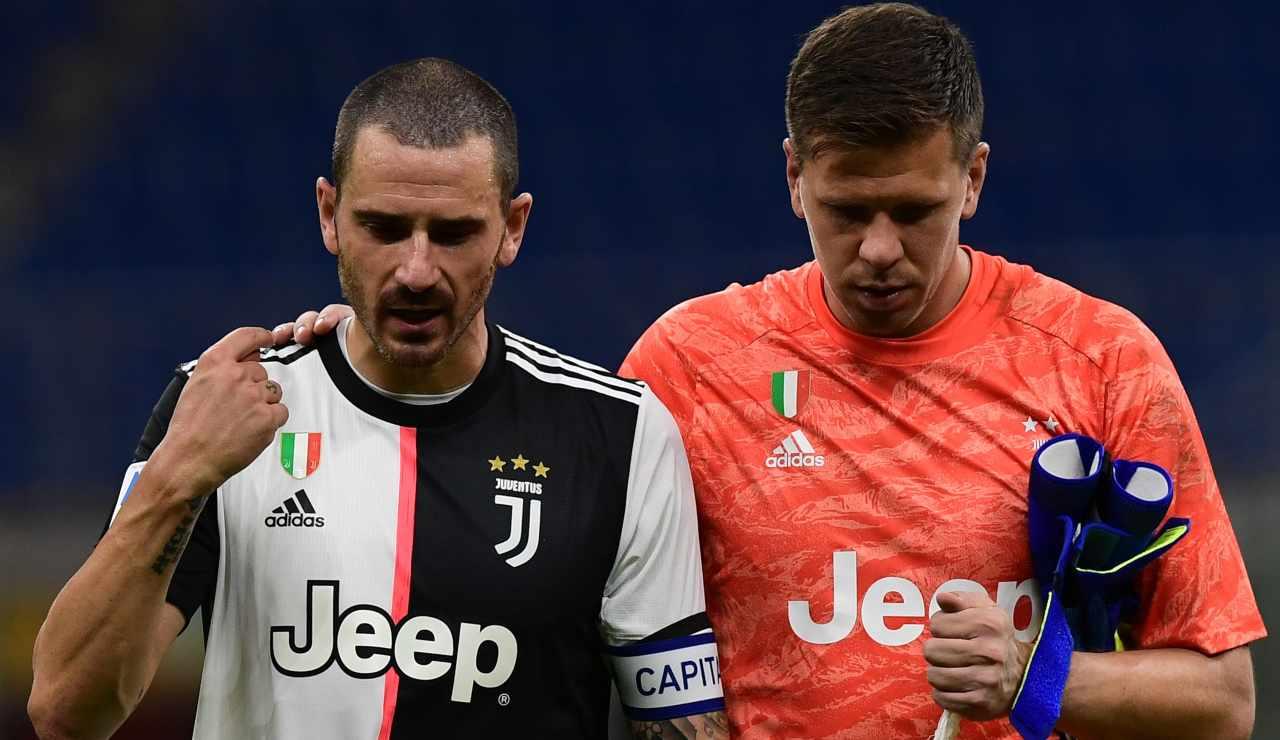 Milan Juventus Bonucci Cancelo