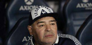 Maradona Spagna