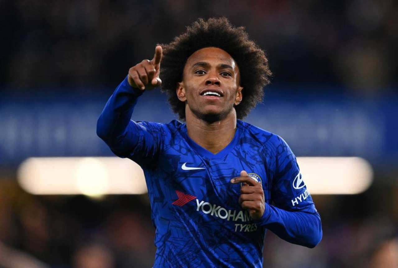 Juventus Willian Arsenal