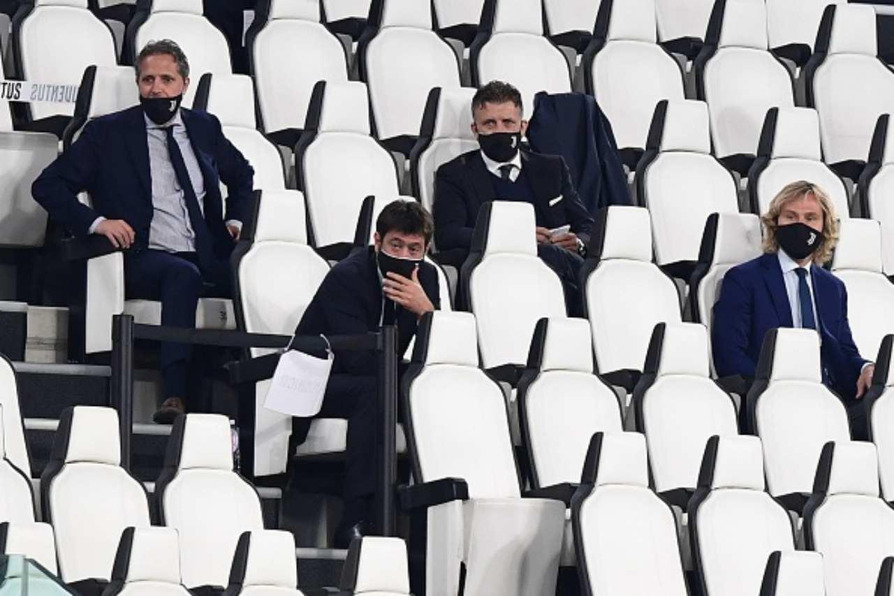 Juventus Paratici Szczesny