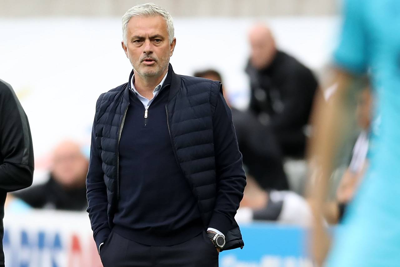 Mourinho Inter Skriniar