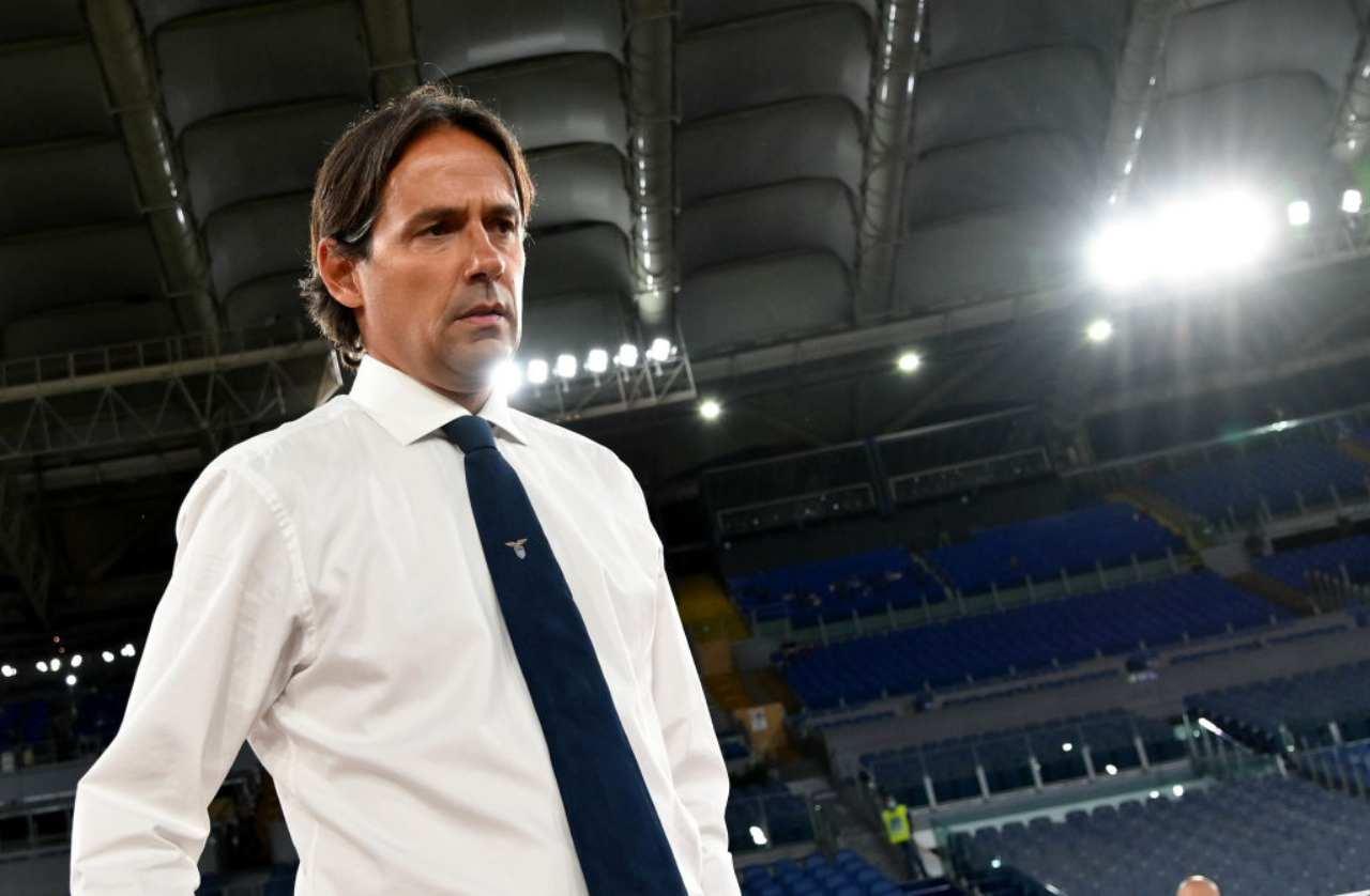 Juventus Lazio Luis Alberto Inzaghi