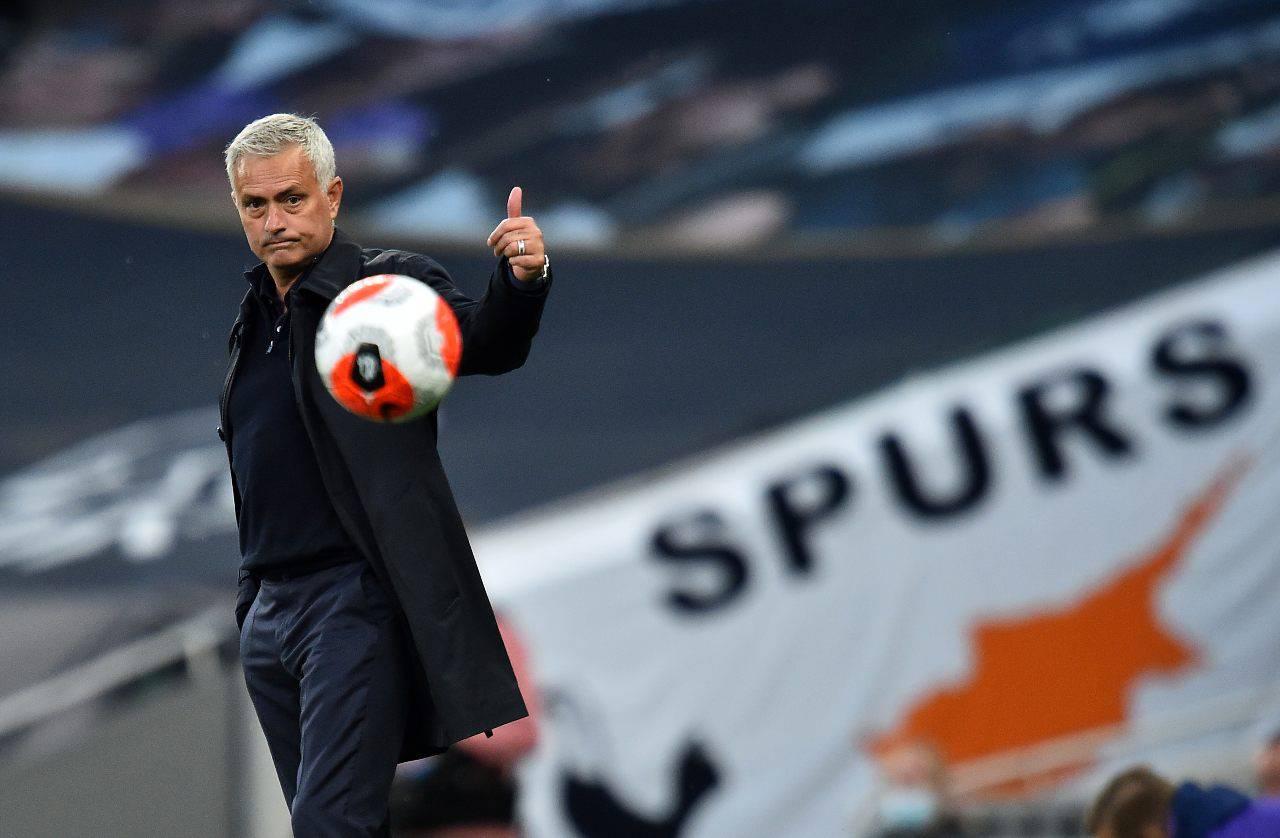 Ndombele Ramsey Mourinho