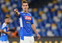 Calciomercato Juventus Napoli Milik Morata