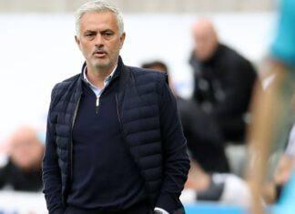 Juventus Inter Milinkovic-Savic Mourinho