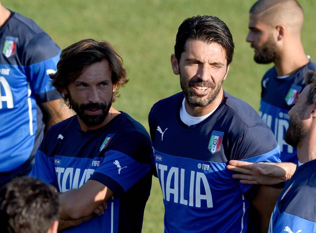 Juventus Pirlo Sarri