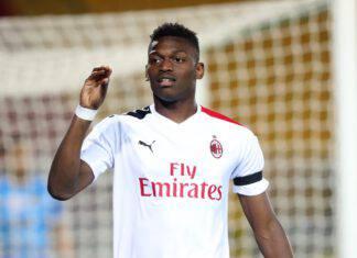 Leao Juventus Milan