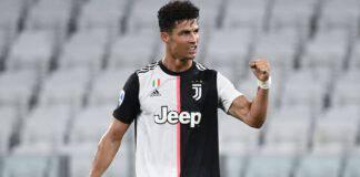 Juventus Ronaldo Champions