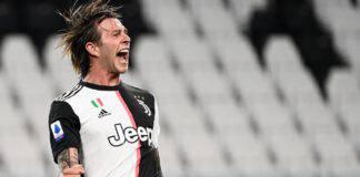 Juventus Bernardeschi Milik