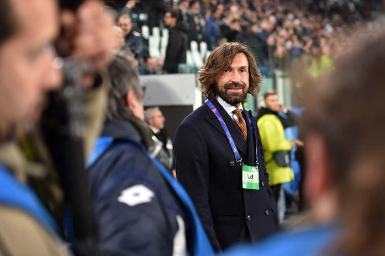 Juventus Pirlo Gosens