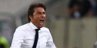 Conte calciomercato Inter Dzeko