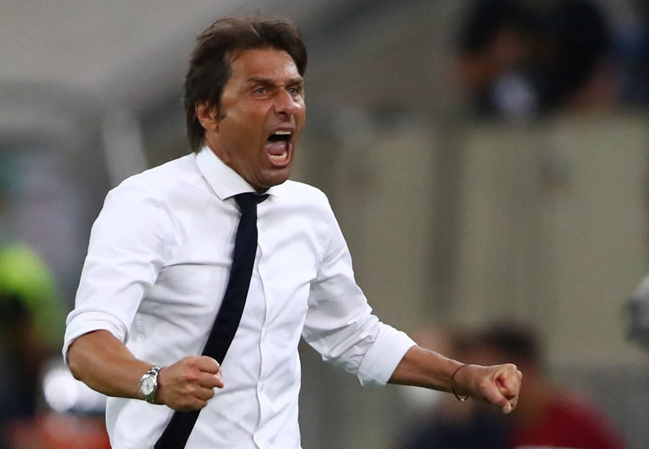 Conte calciomercato Inter Vidal