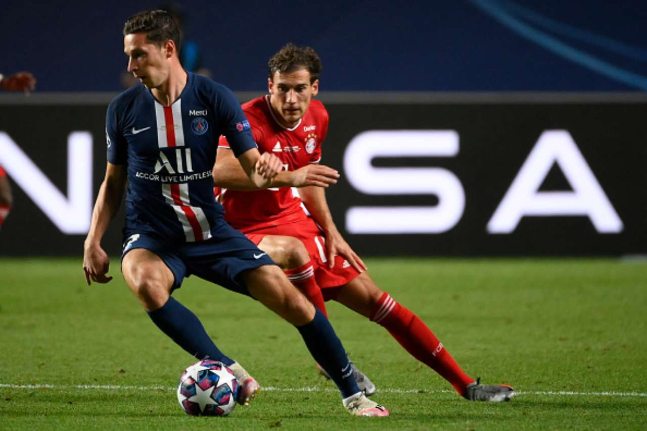 Draxler Bennacer Milan PSG
