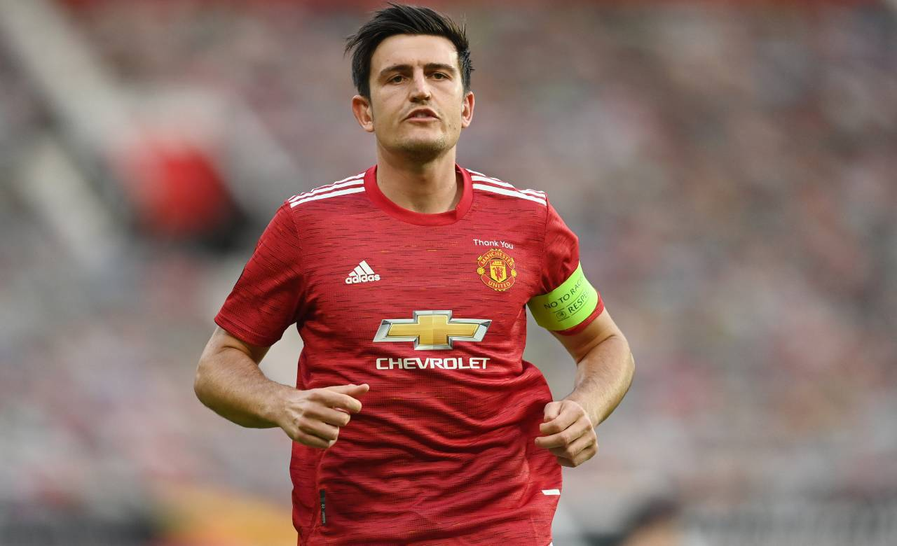 Manchester United Harry Maguire