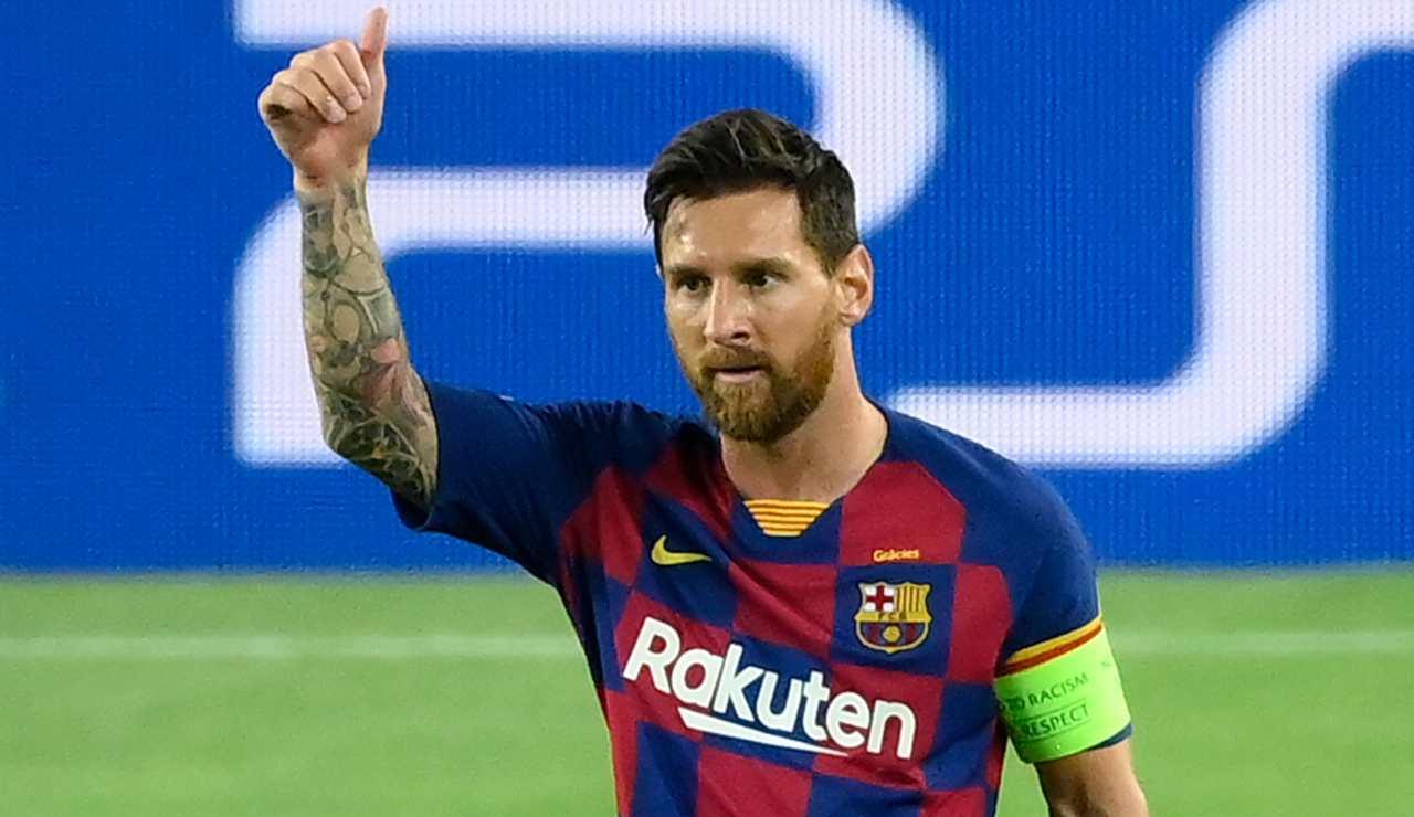 Juventus Messi