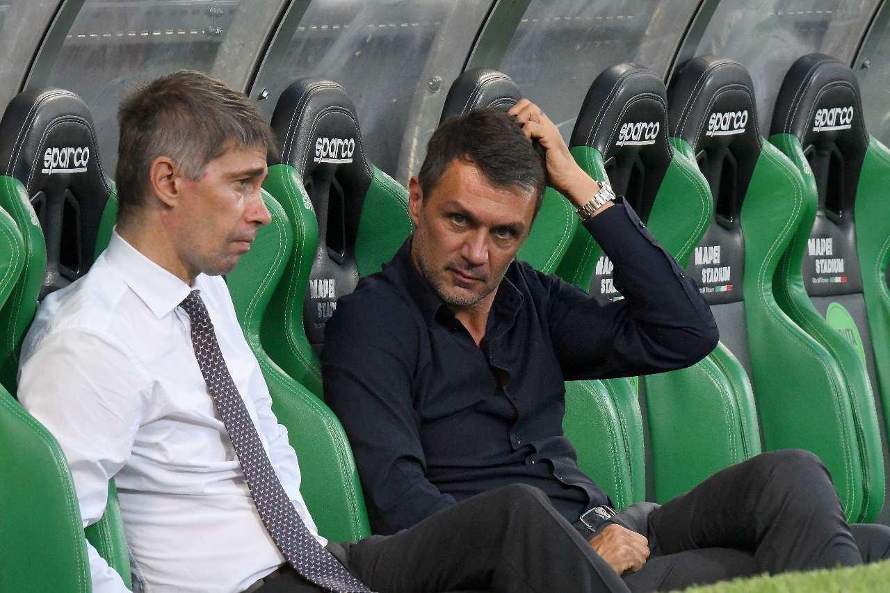 Milan Nuno Mendes Maldini