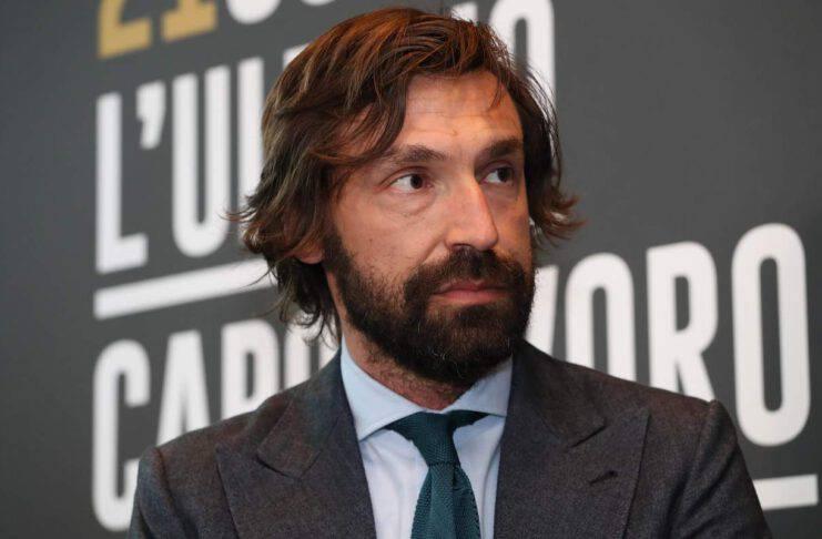 Juventus Pirlo Mbappe