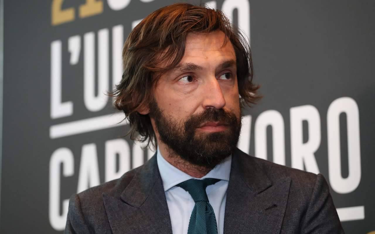 Juventus Pirlo Suarez