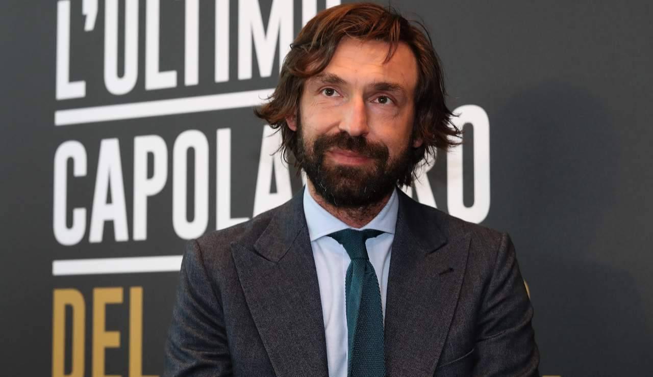 Juventus Pirlo Dzeko