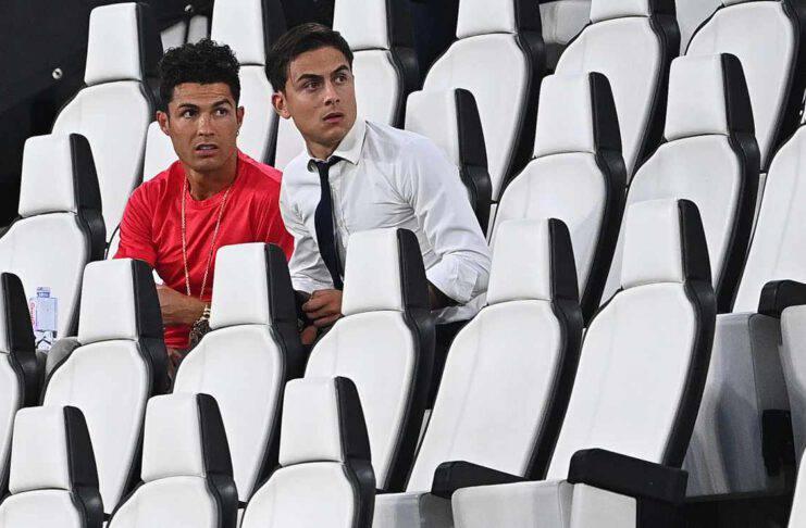 Juventus Ronaldo Dybala