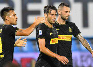 Inter Candreva Sampdoria