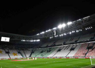 Juventus stadio tifosi Sampdoria