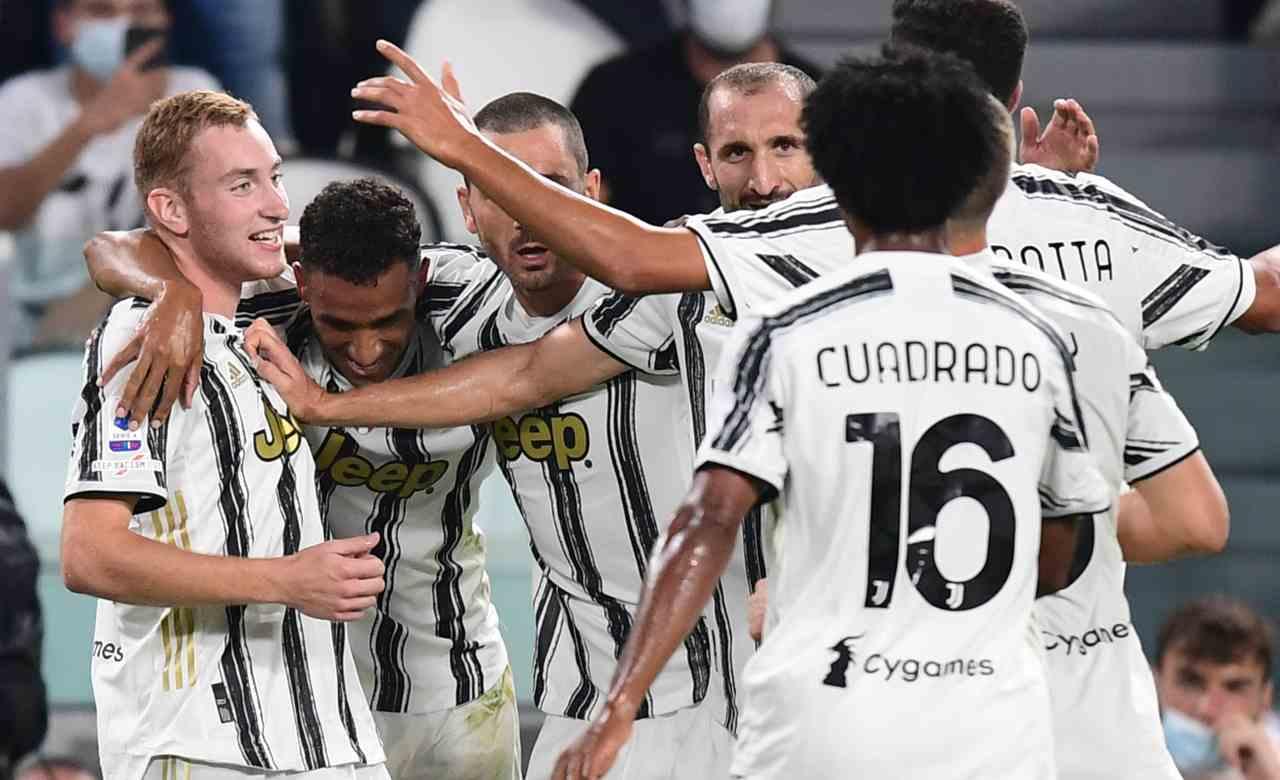 Juventus Sampdoria Pirlo