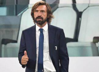 Juventus Pirlo Rugani
