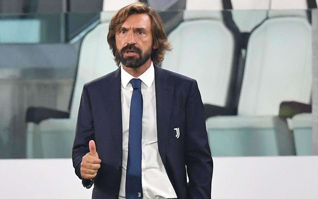 Juventus Pirlo De Paul