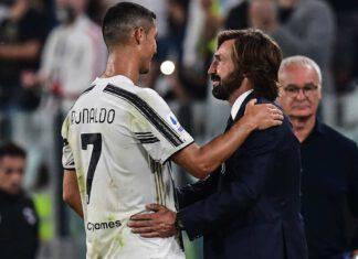 Juventus Morata Pirlo