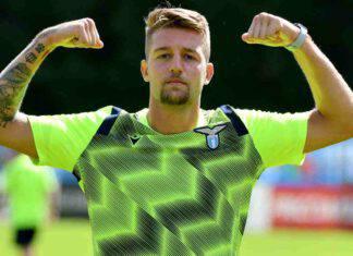 Inter Milinkovic-Savic Messi PSG