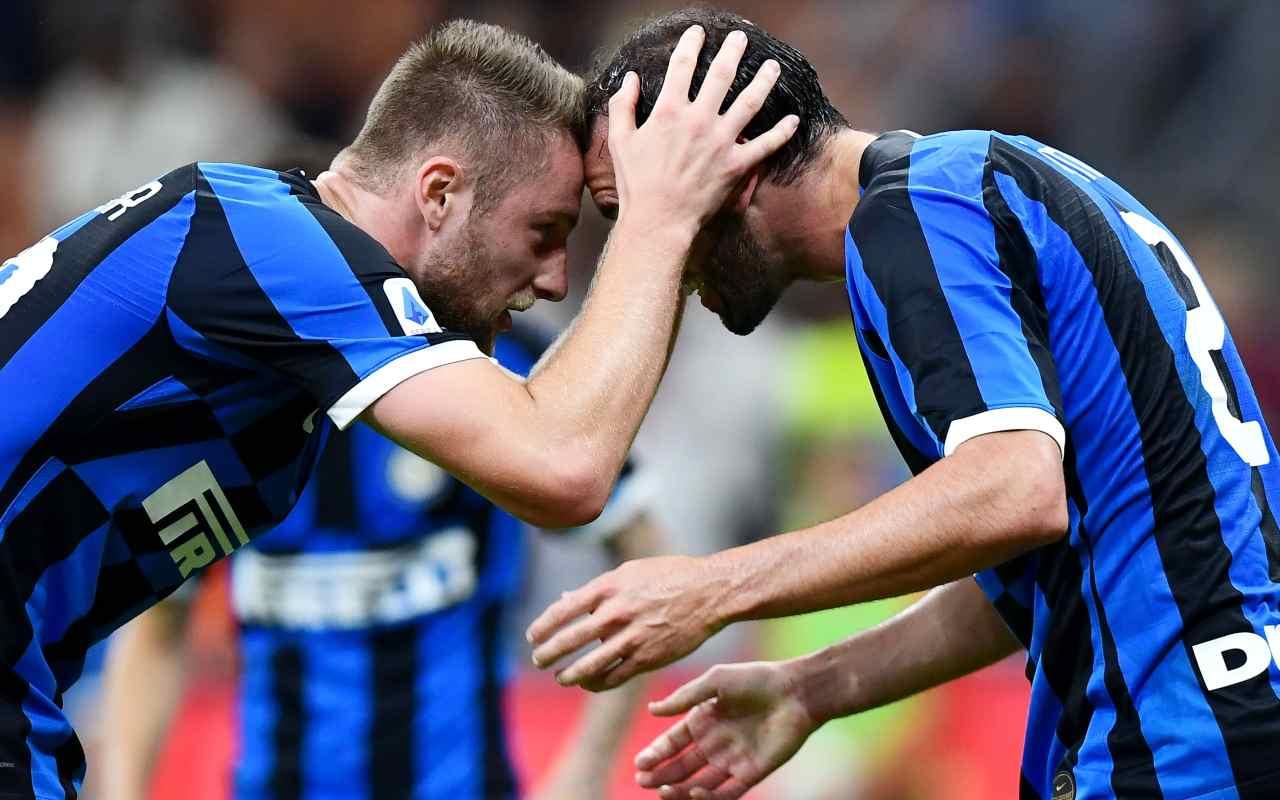 Inter Skriniar United