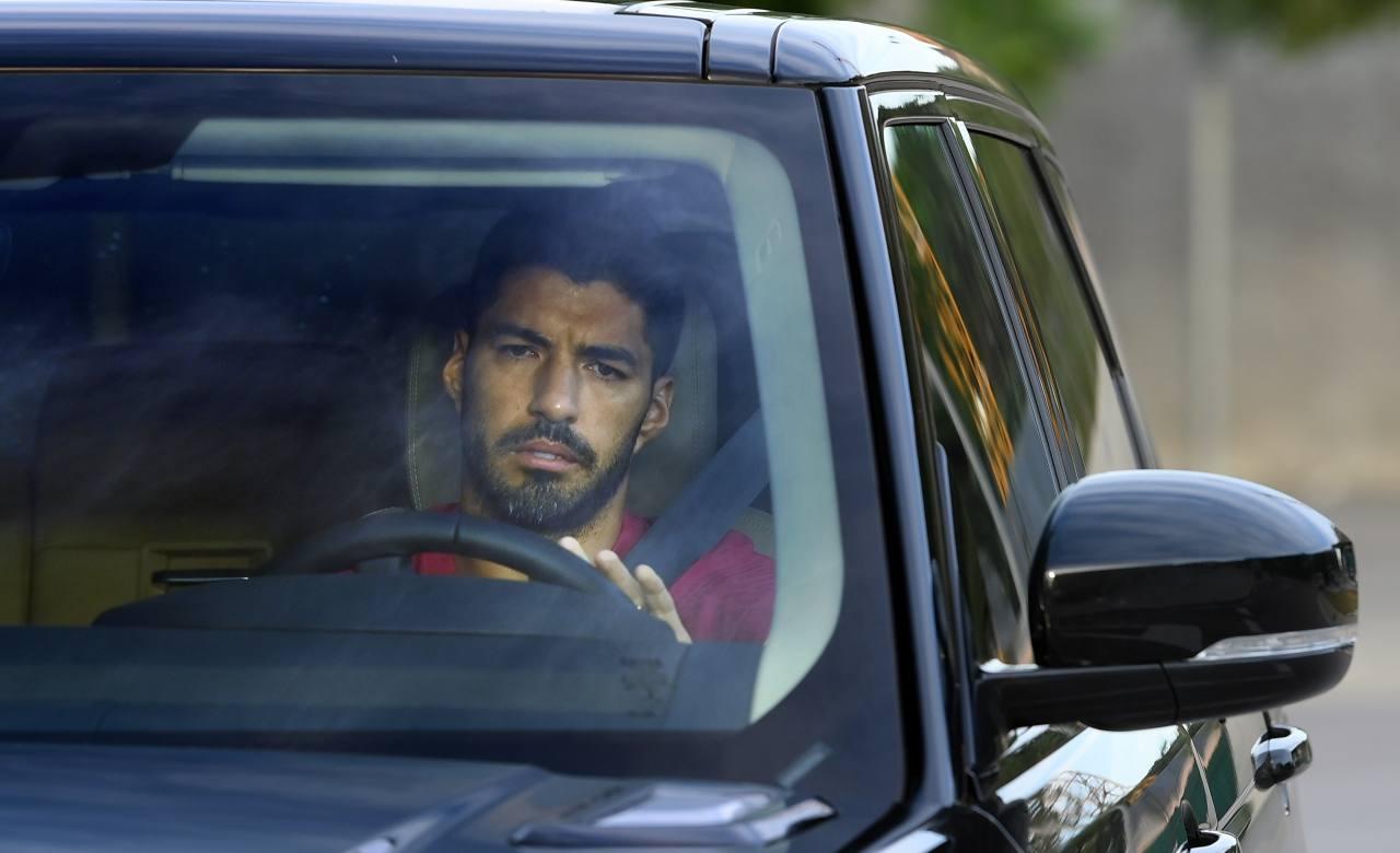 Juventus Suarez