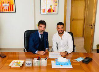 Iago Falque Benevento