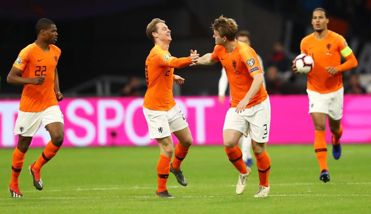 Juventus de Jong