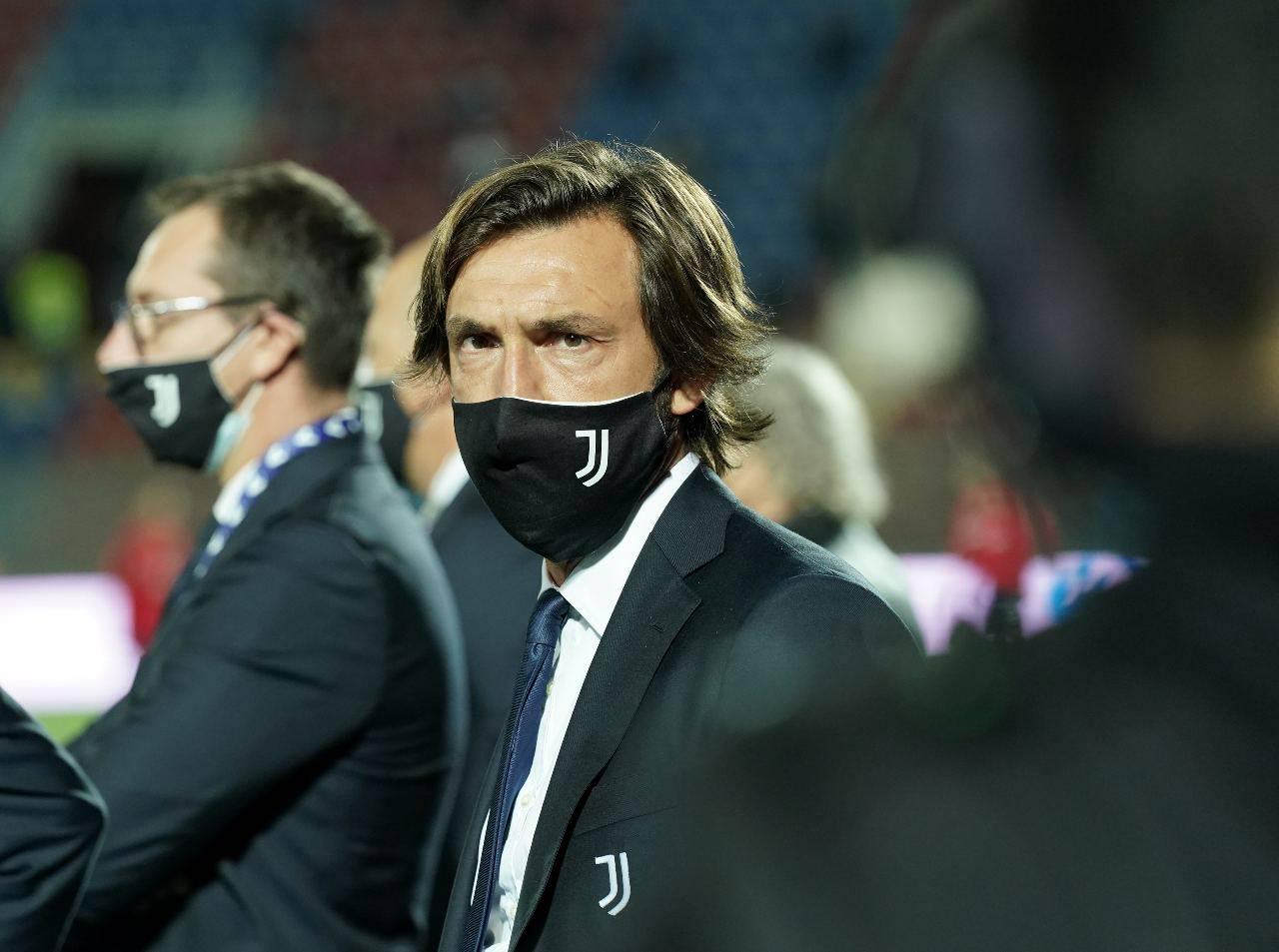 Juventus Pulgar Fiorentina