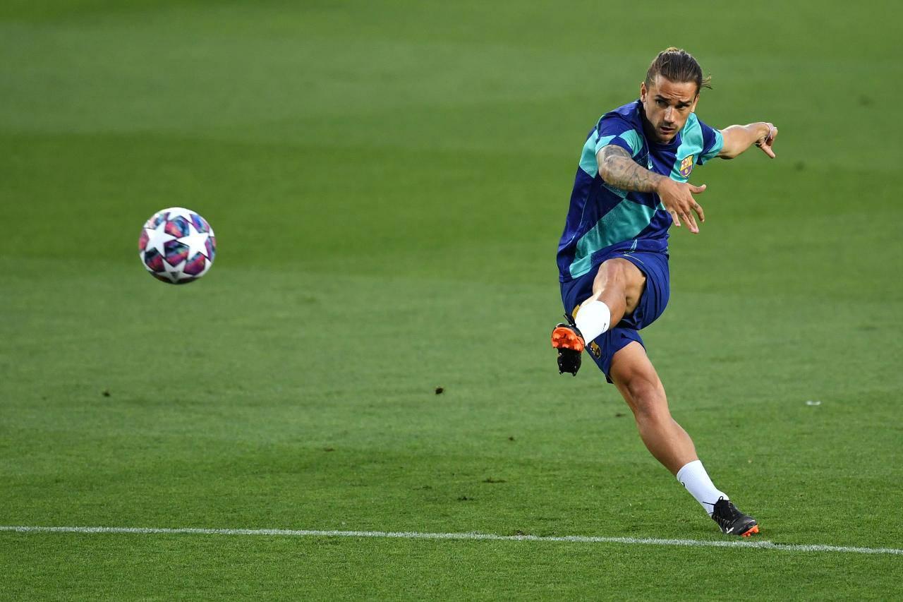 Griezmann Juventus