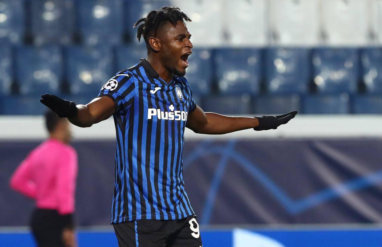 Calciomercato Milan, Zapata per giugno: l'Atalanta chiede Hauge come 'acconto'