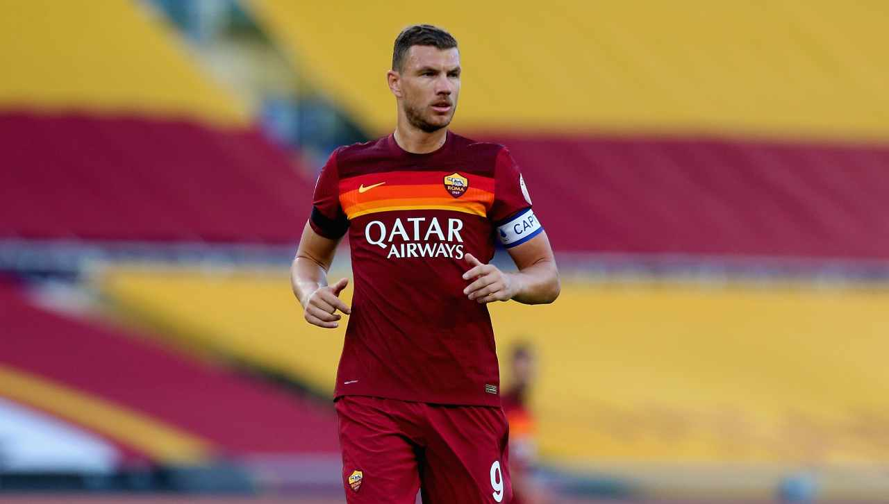 Dzeko Roma (Getty Images)