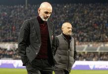 Milan Pioli infortunio